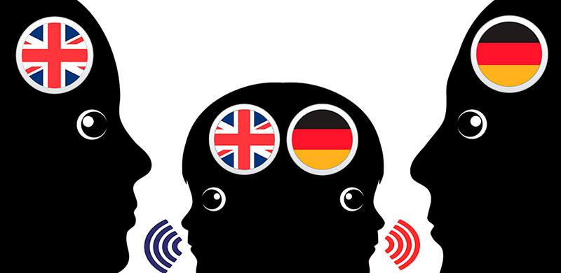 Campamento de Navidad trilingüe inglés alemán español