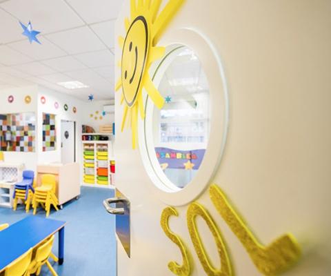Aula Sol - Escuela infantil en Las Rozas Pequeños Astronautas
