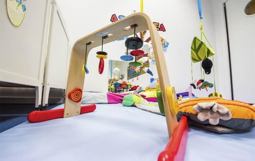 Escuela infantil en Las Rozas Pequeños Astronautas - Aula Luna - - juegos