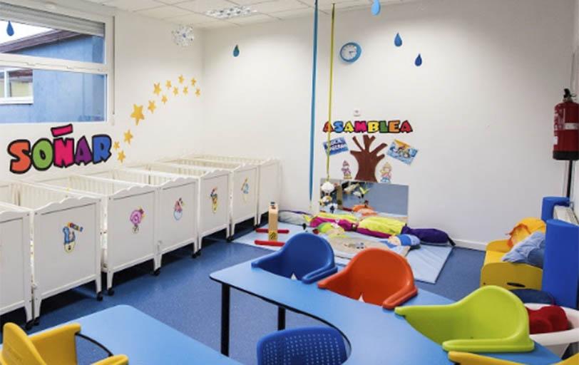 Escuela infantil en Las Rozas Pequeños Astronautas - Aula Luna - Asamblea